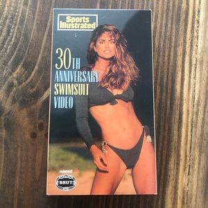 SI 30th Anniversary Swimsuit VHS Tape